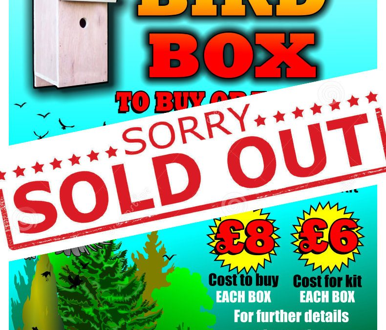 Bird Box – to BUY or BUILD