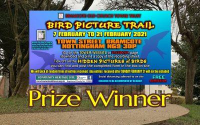 Bird Trail – Prize winner
