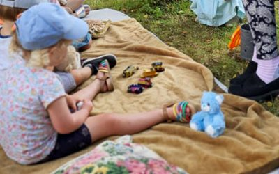 Teddy Bear's picnic – photos